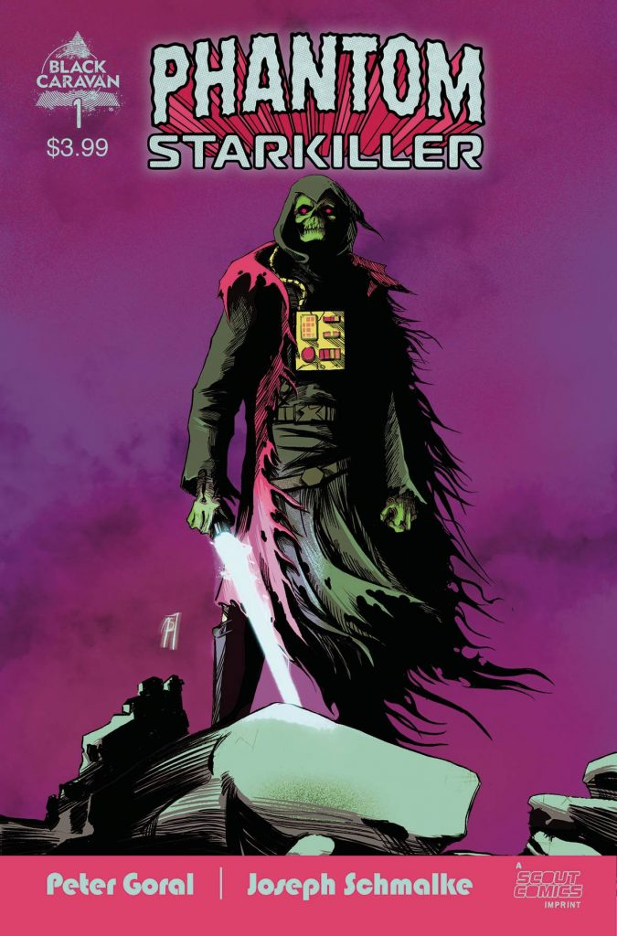 Comic Book Review: Phantom Starkiller #1