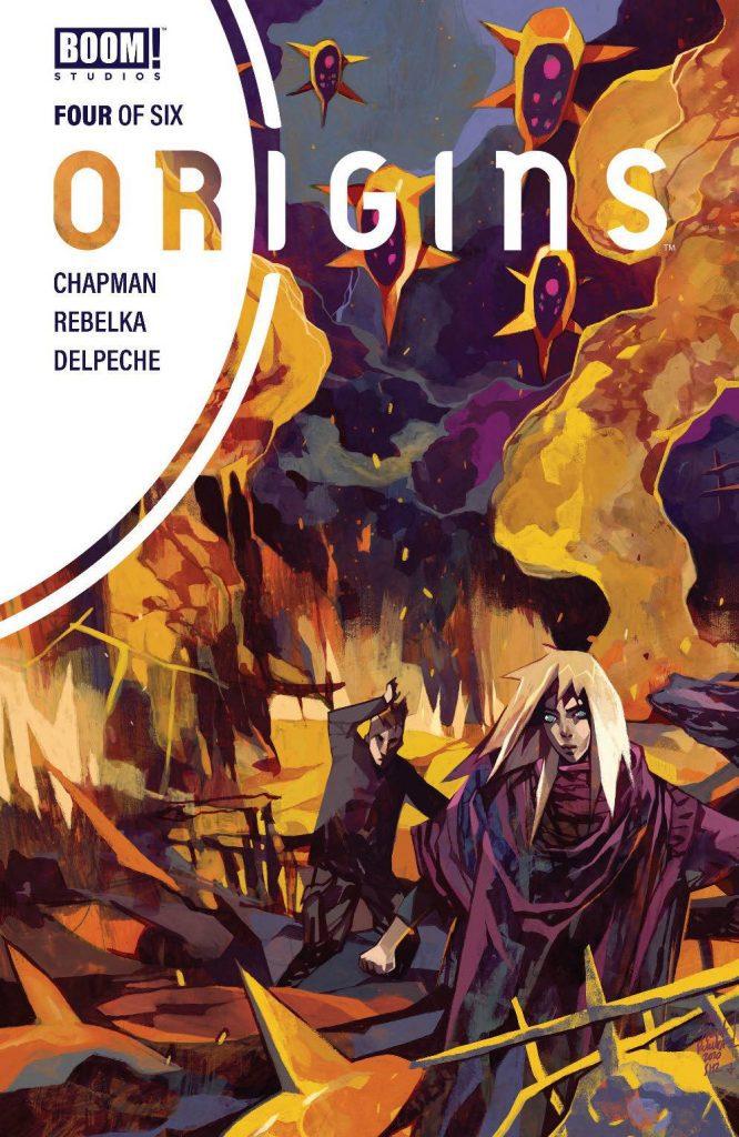Comic Book Review: Origins #4