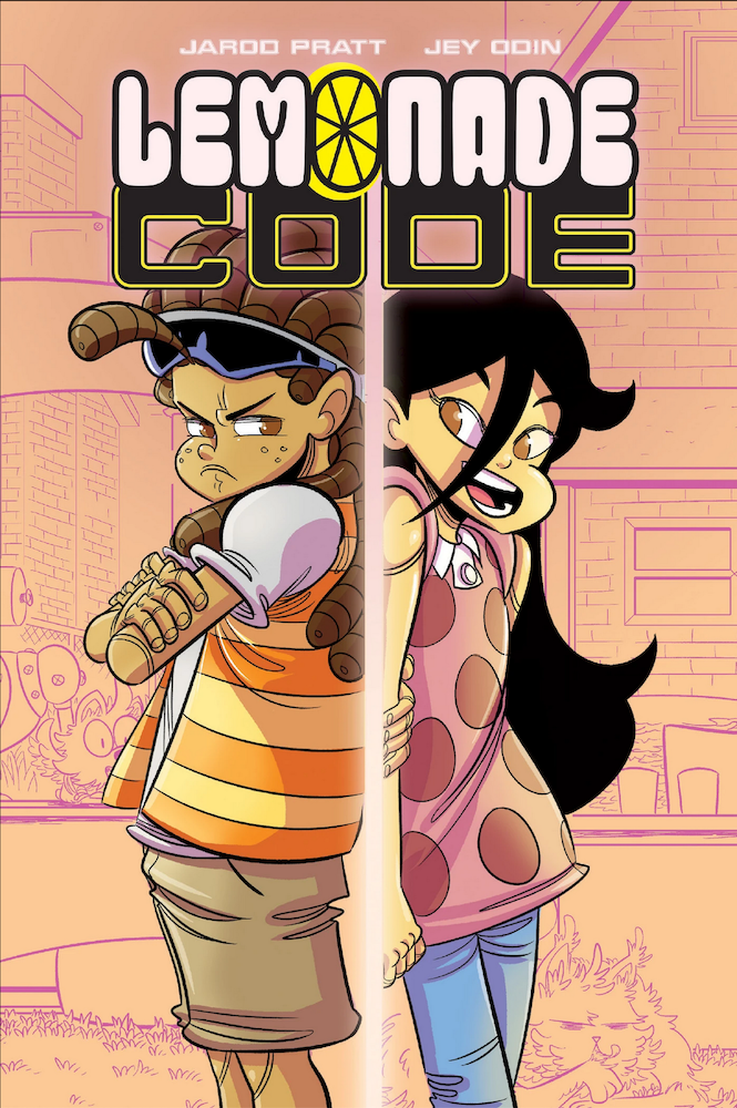 Graphic Novel Review: Lemonade Code