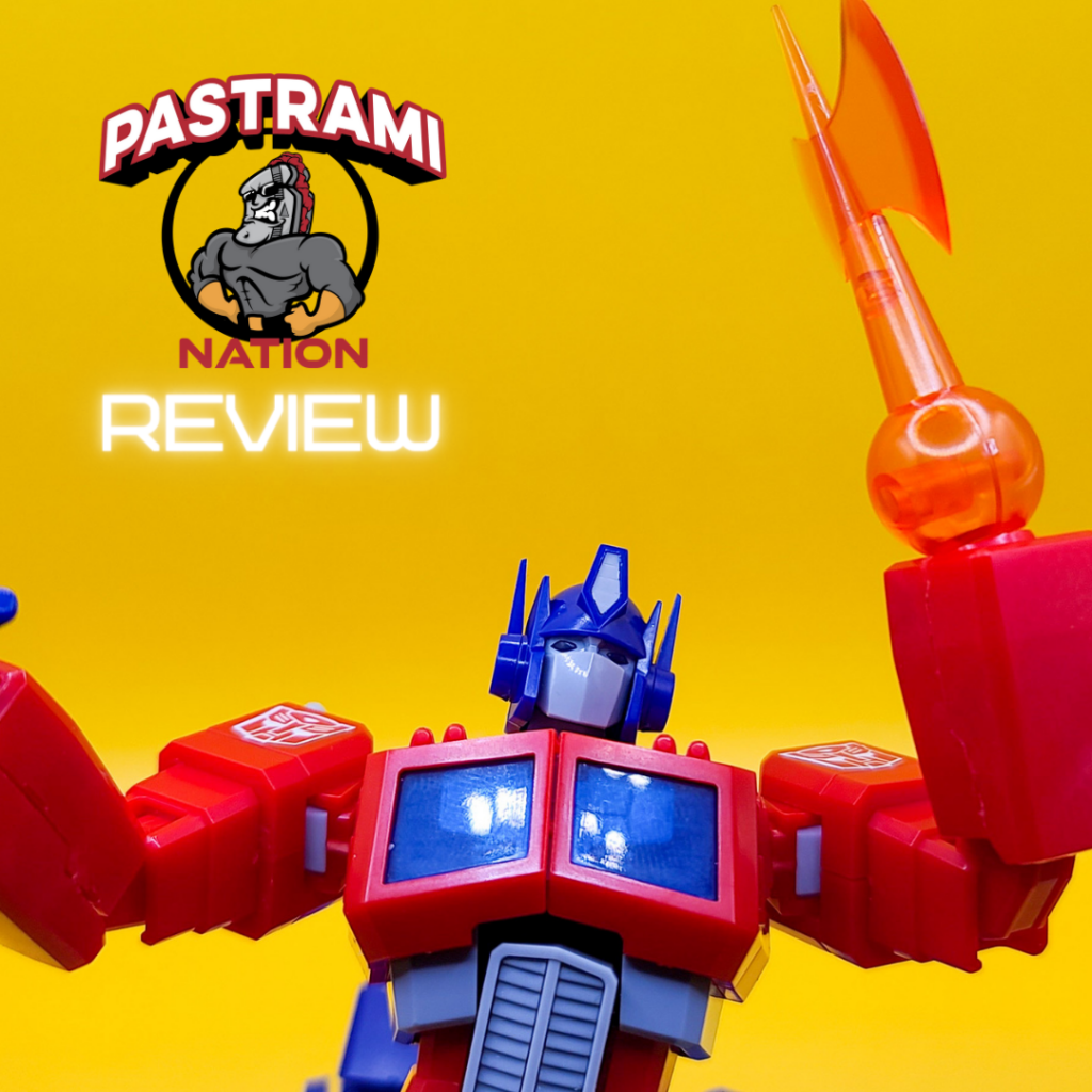 Flame Toys Transformers Optimus Prime (G1 Version) Model Review