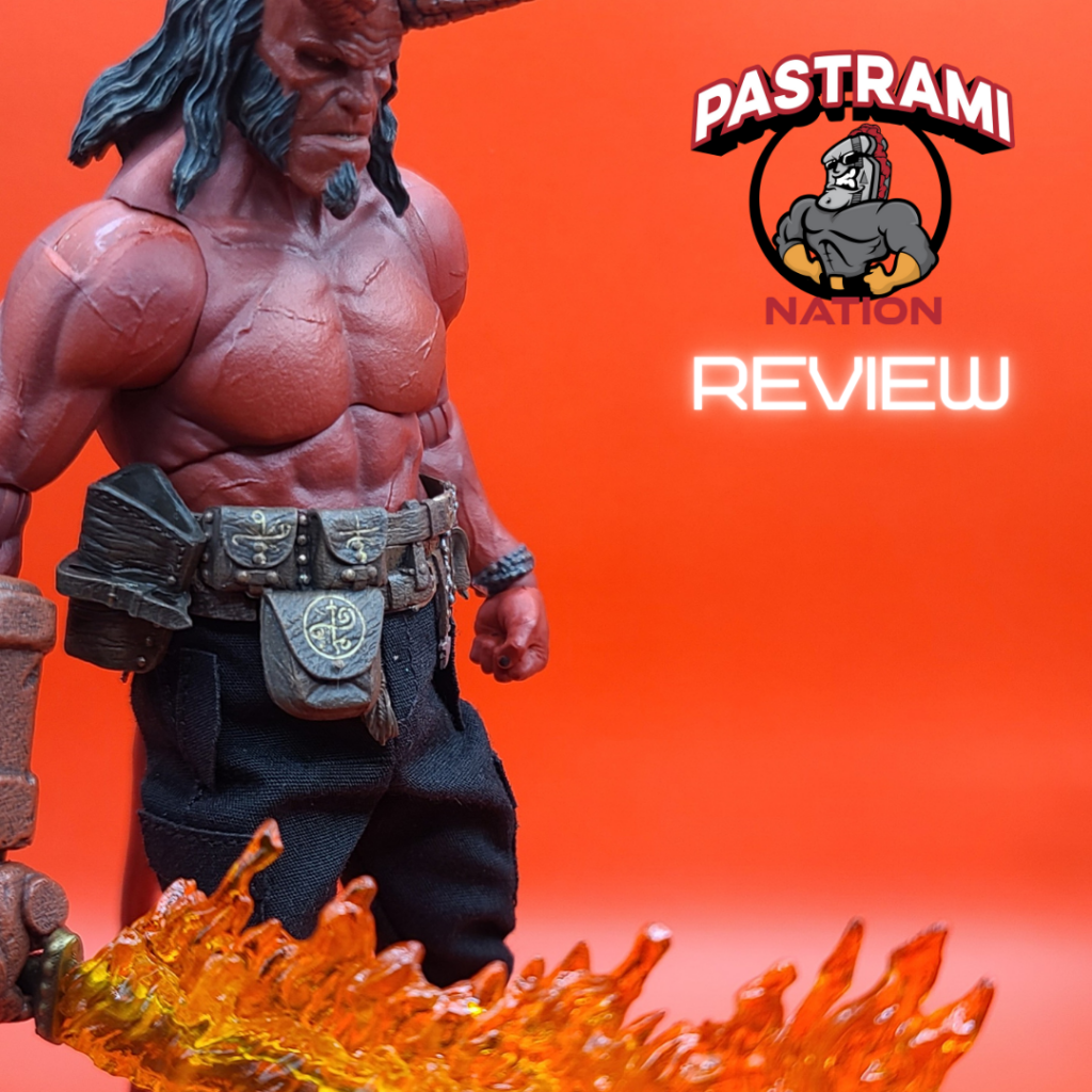 Action Figure Review: Mezco One: 12 Collective PX Hellboy (2019 film)