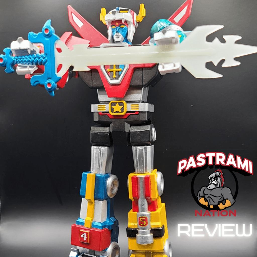 Action Figure Review: Super7 Ultimates Metallic Voltron