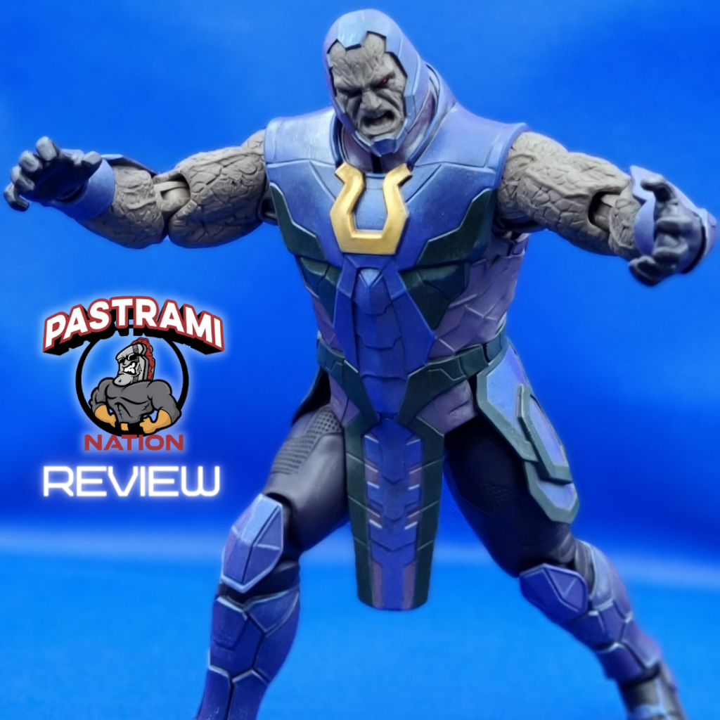 Action Figure Review: Storm Collectibles Injustice Darkseid