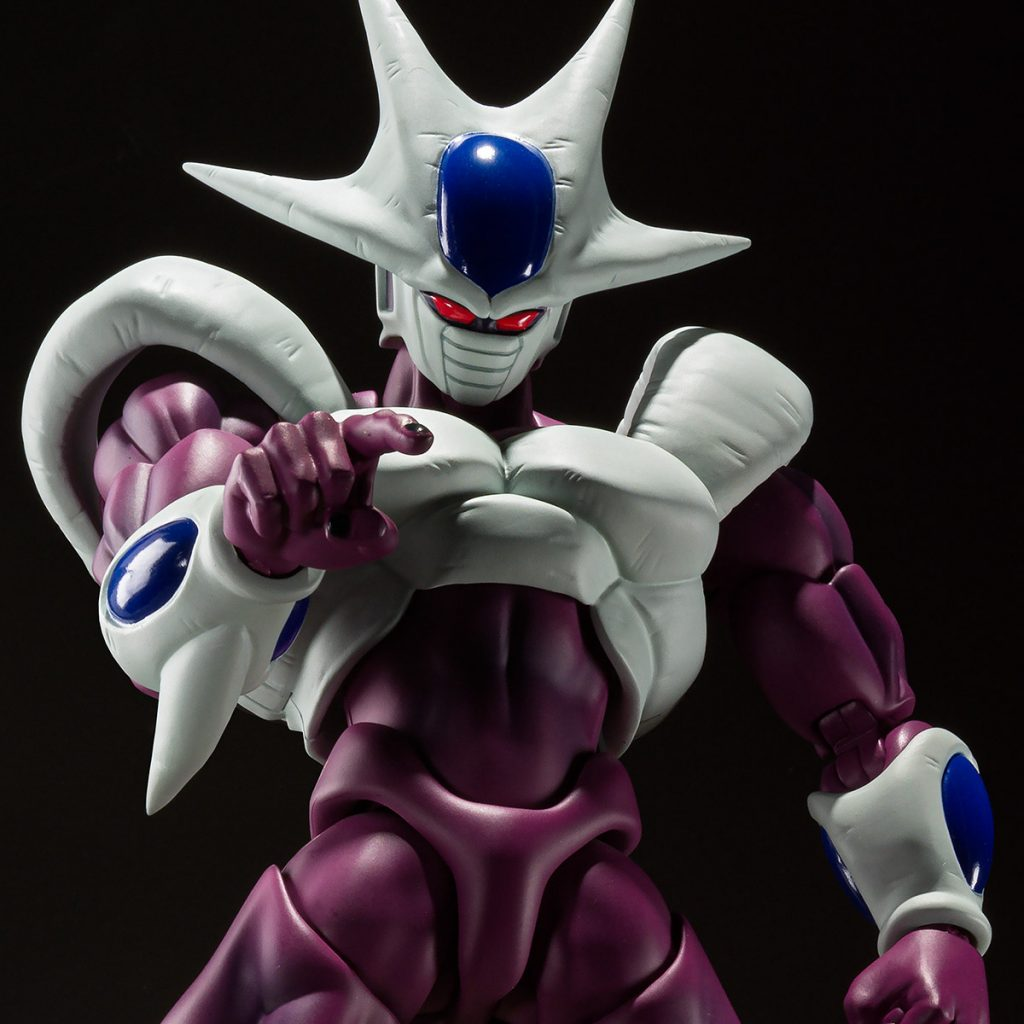 Bluefin Announces S.H.Figuarts COOLER FINAL FORM from Premium Bandai, Now Up for Pre-Order!