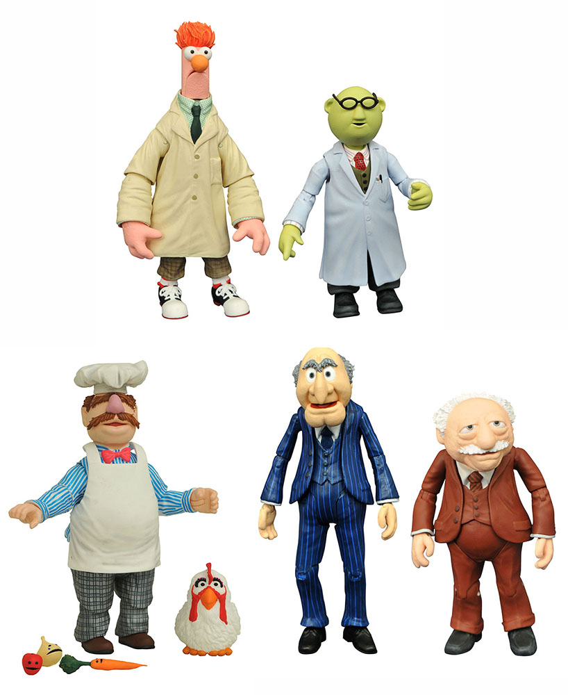 On Sale This Week From Diamond Select: Hulk, Muppets and The Mandalorian!