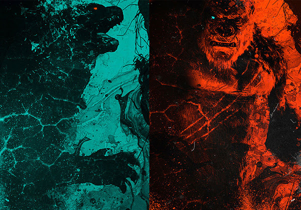 Legendary Entertainment Launches Two New NFT Collections for Fans and Art Lovers in Celebration of the Epic Feature Film GODZILLA VS. KONG