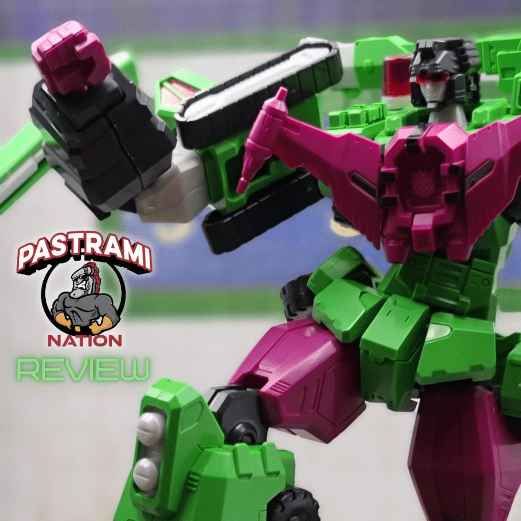 Model Kit Review: Transformers Furai Devastator