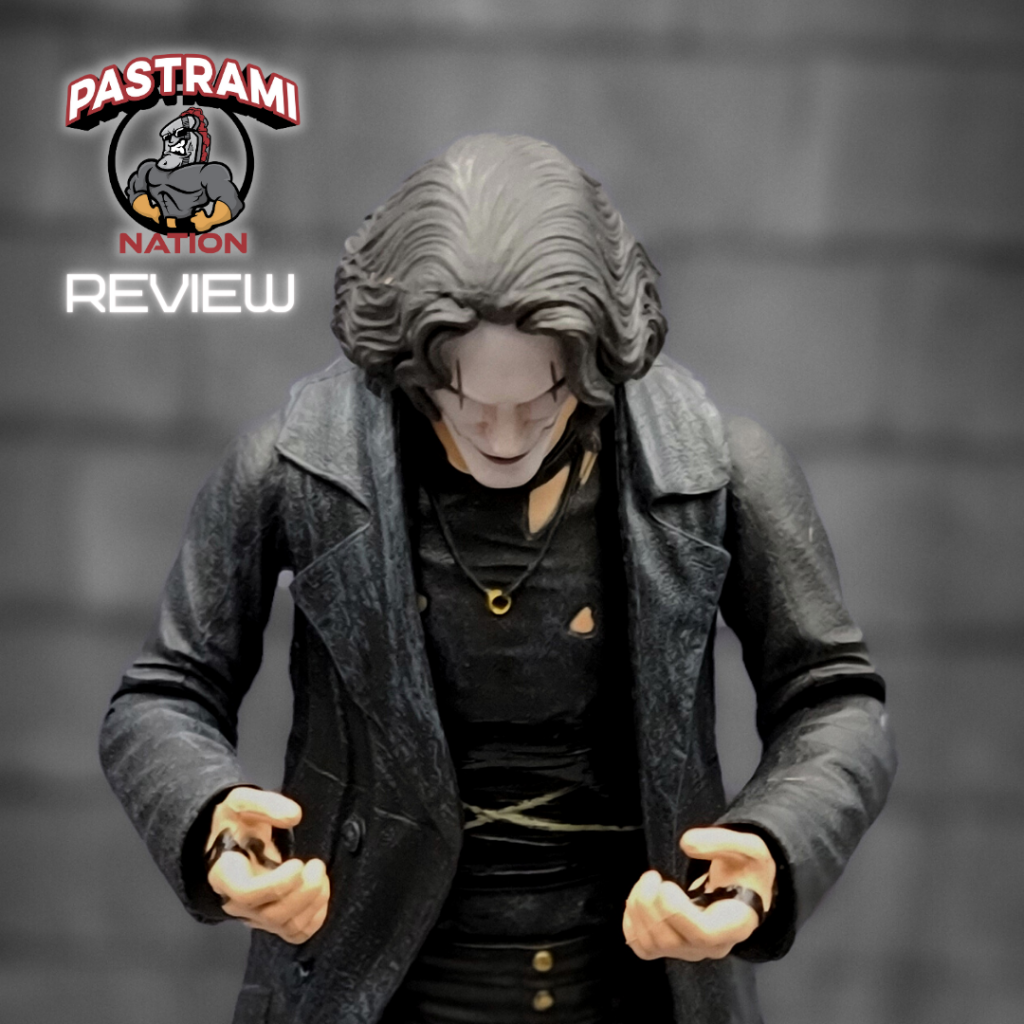 Action Figure Review: The Crow from Diamond Select Toys