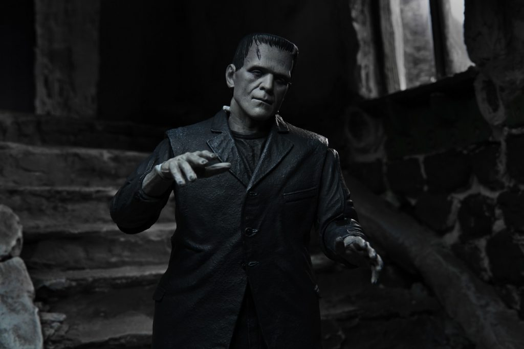 UNIVERSAL MONSTERS ACTION FIGURES COMING IN 2021 FROM NECA