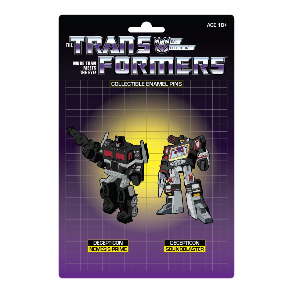 Transformers Roll Out at Icon Heroes