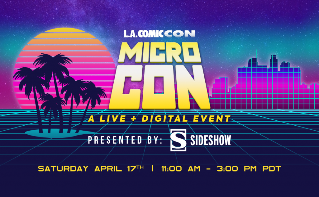 Full Micro Con Schedule Announced for THIS SATURDAY