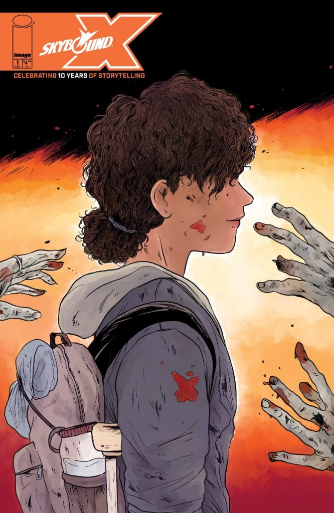 IMAGE/SKYBOUND LAUNCHES SKYBOUND X—A WEEKLY EVENT SERIES WITH NEW STORIES FEATURING RICK GRIMES AND THE FIRST APPEARANCE OF CLEMENTINE
