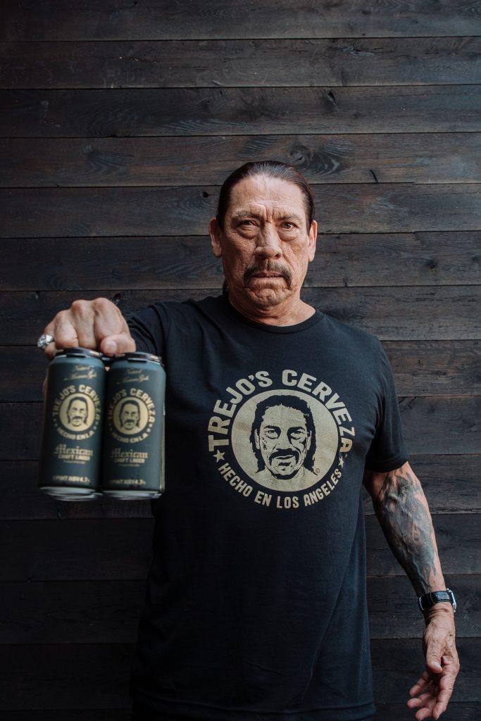 Machete Star Danny Trejo's Cerveza Now Available Statewide in California