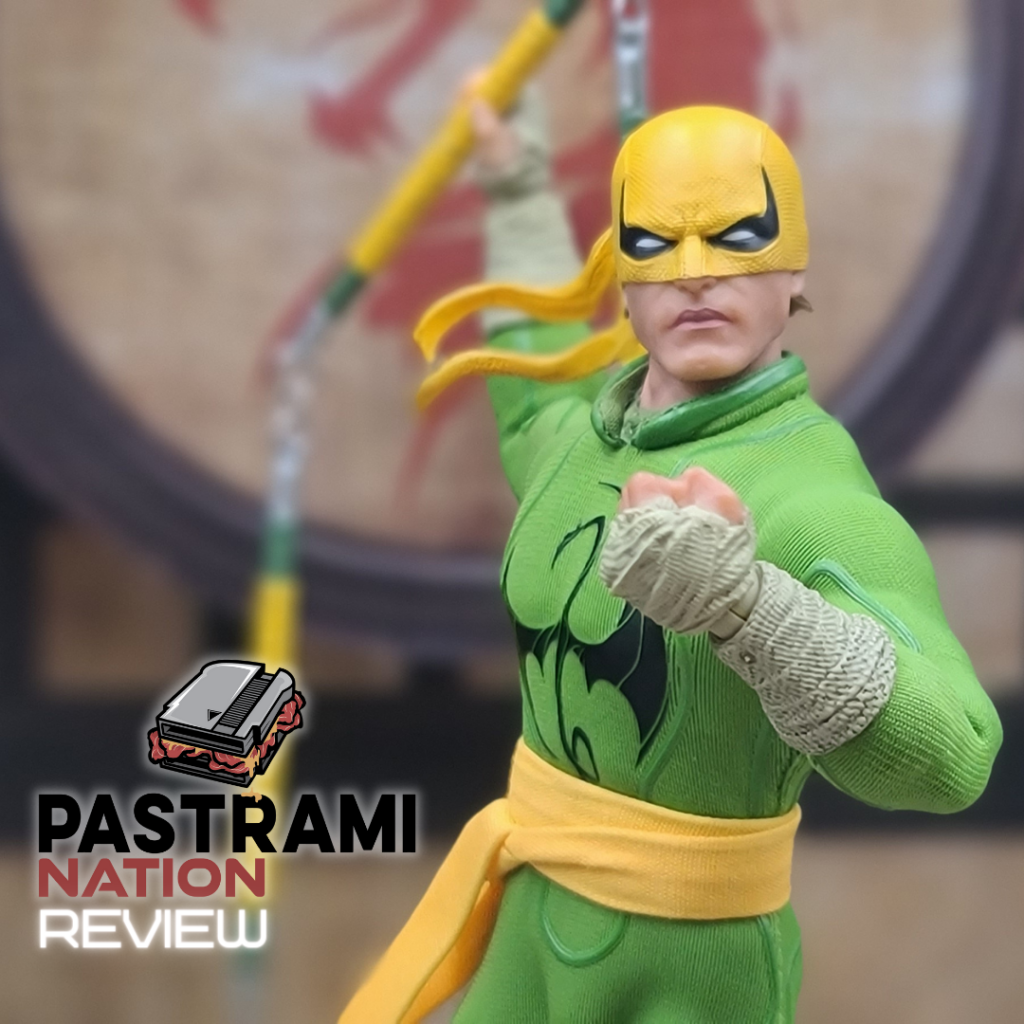 Action Figure Review: Mezco One 12 Collective Iron Fist