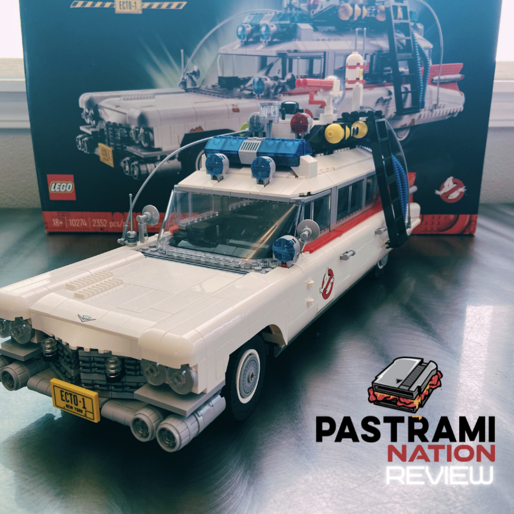 """""""Who You Gonna Call?"""" – Lego Ecto-1 Review"""