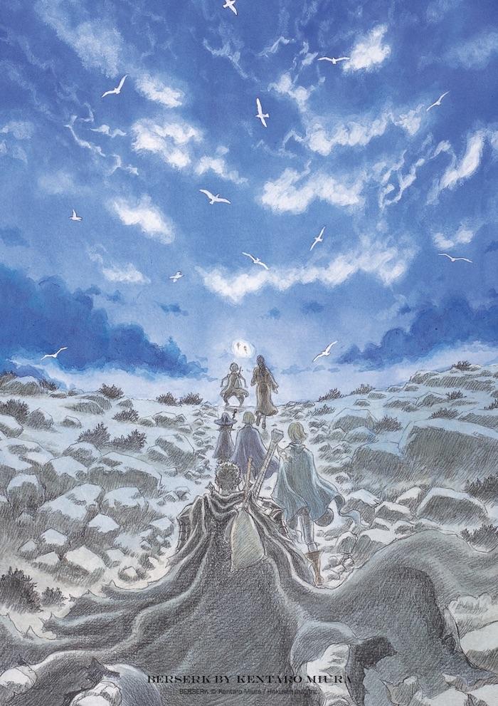 Dark Horse Comics Mourns the Loss of Kentaro Miura
