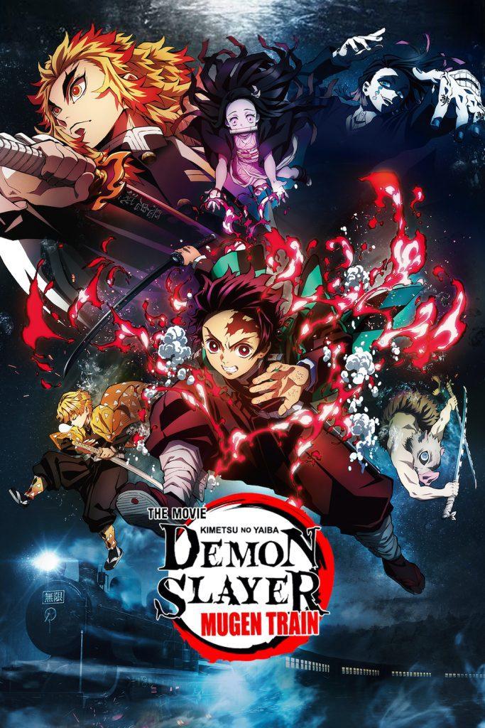 Demon Slayer -Kimetsu no Yaiba- The Movie: Mugen Train Is the #1 Movie in North America