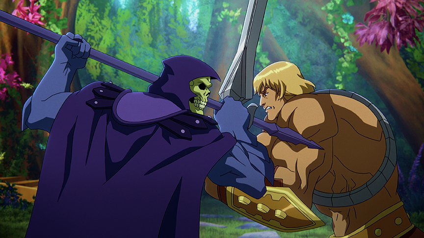 Mattel Television Gives Fans a Sneak Peek to the Upcoming Masters of the Universe: Revelation; Animated Series Premiering Globally on Netflix on July 23