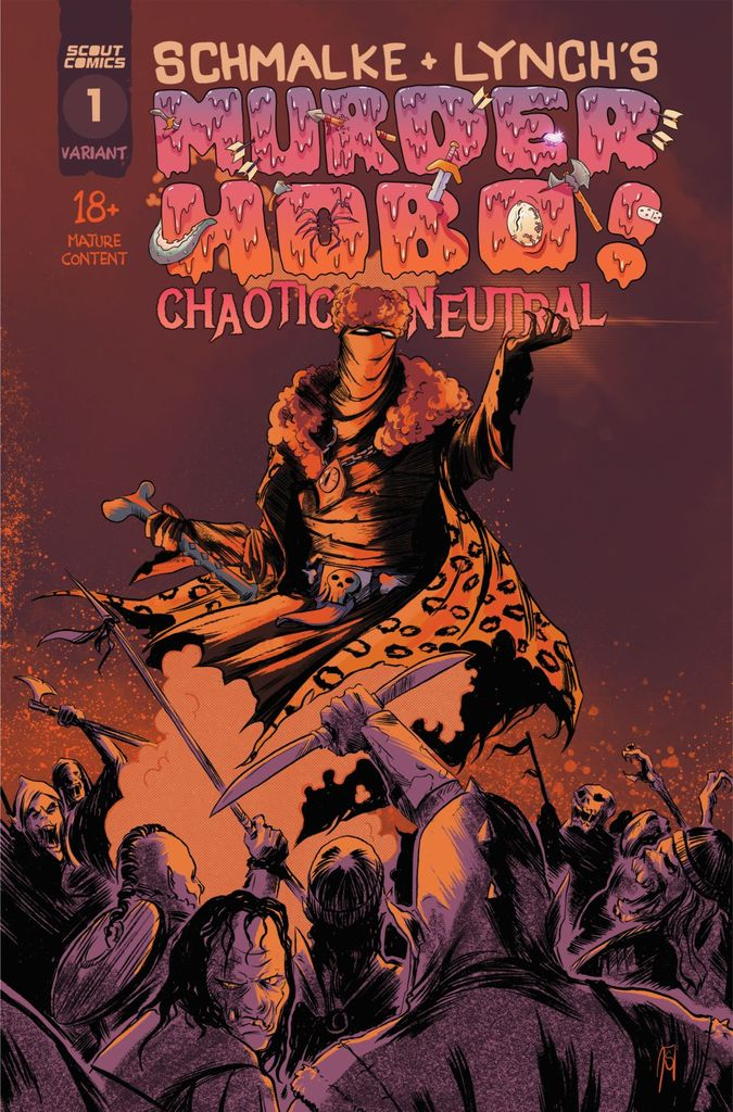 Comic Book Review: Murder Hobo! Chaotic Neutral