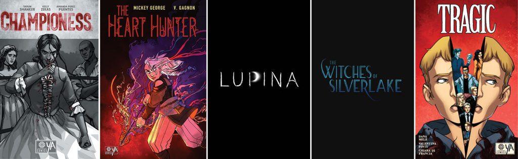 Legendary Comics Forms New Young Adult Imprint