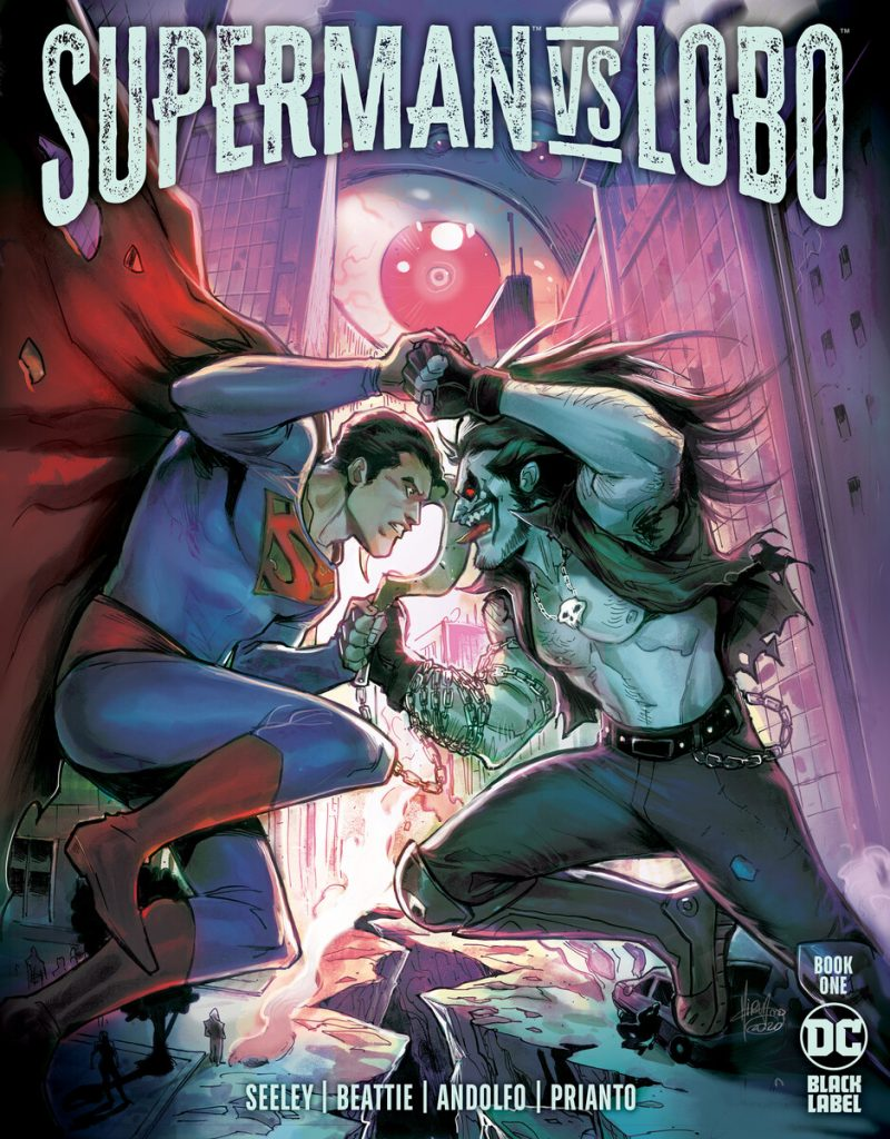 'Superman vs. Lobo' is coming to DC in August