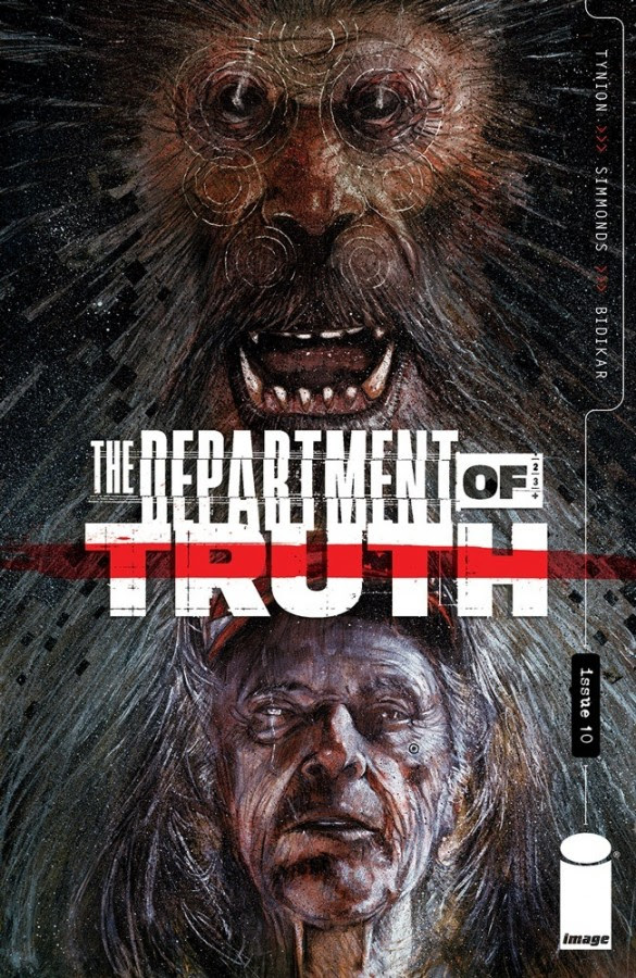 EMBARK ON THE DEPARTMENT OF TRUTH'S TWO-PART BIGFOOT HUNT THIS JUNE