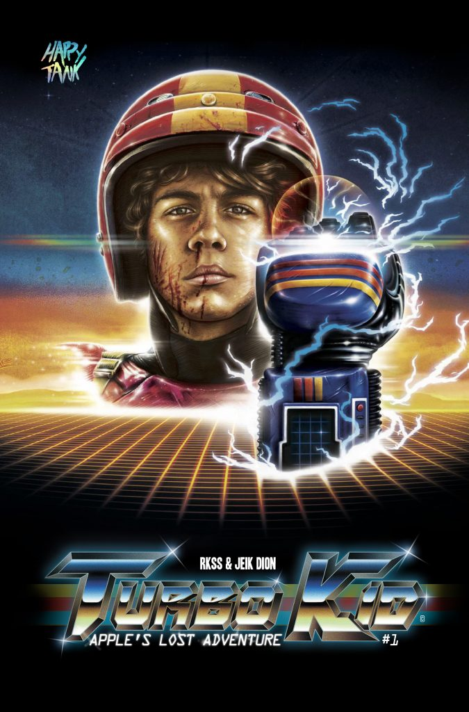 TURBO KID Returns in Prequel Comic Book Series from Original Film Director and Storyboard Artist