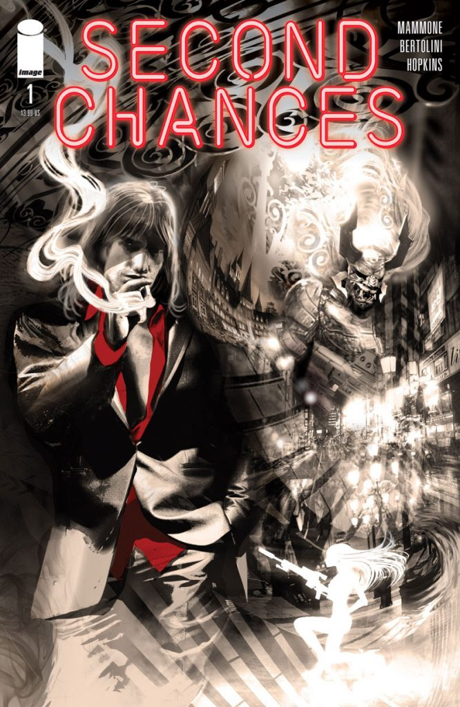 NEW SERIES SECOND CHANCES PROMISES ACTION-PACKED NOIR