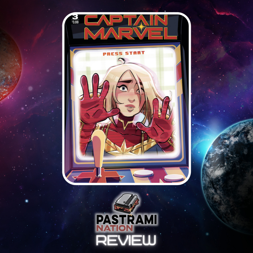 Comic Book Review: Captain Marvel V2. #3