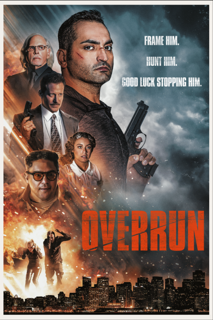 """Strike Back Studios In Association with Realization Films to Release Action Thriller """"Overrun"""" Across All TVOD/Digital Platforms & Blu-Ray/DVD"""