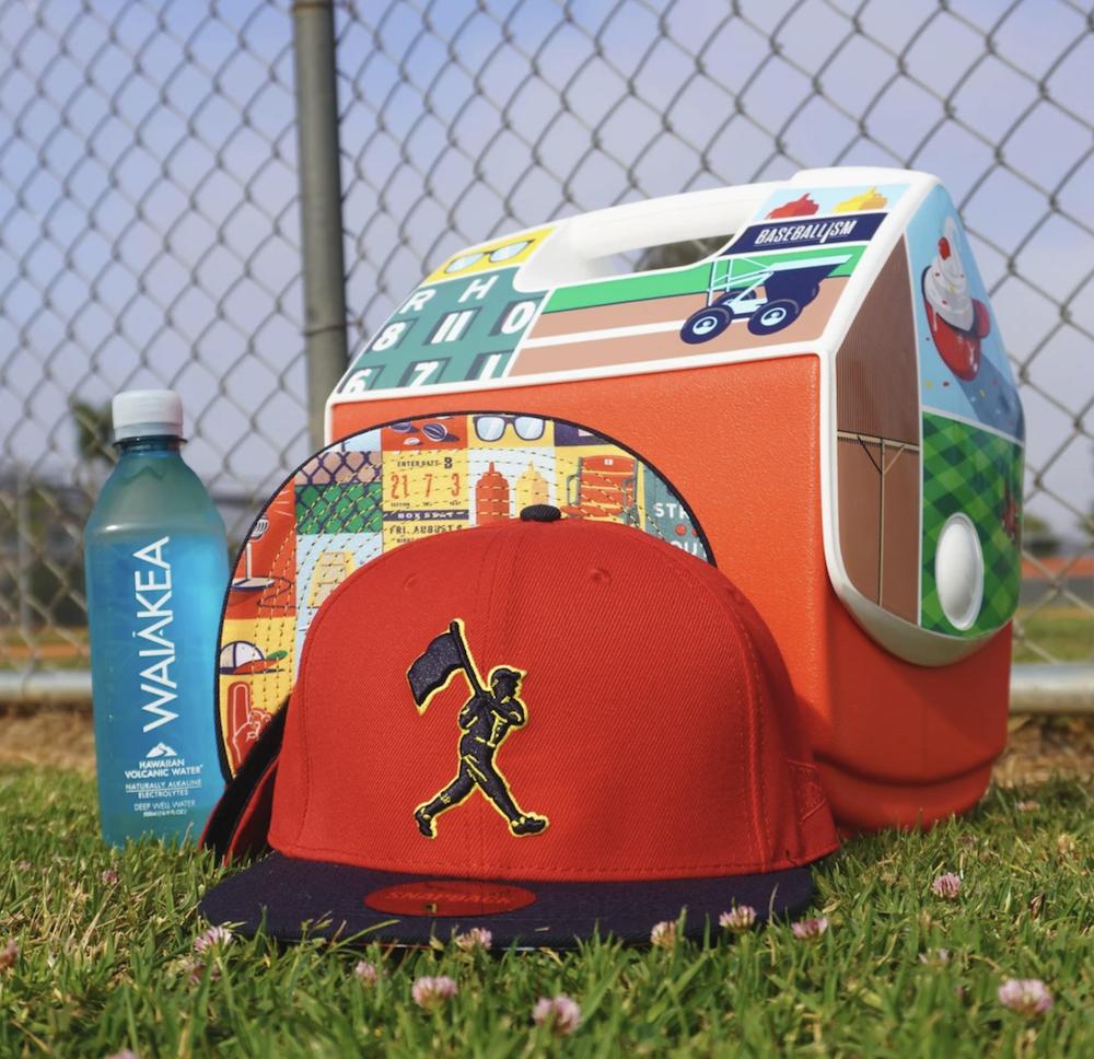 Baseballism x Igloo: Summertime at the Ballpark