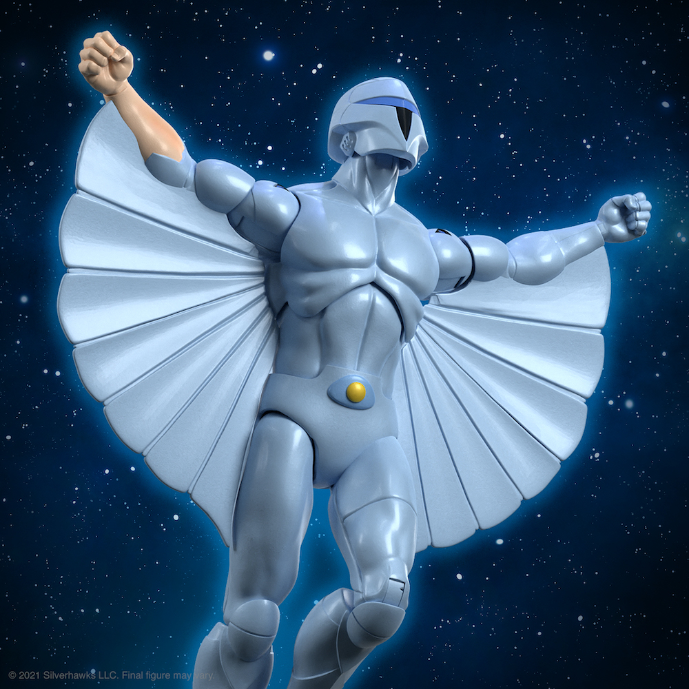 Super7 to Revive SilverHawks Franchise with ULTIMATES! Deluxe Action Figures & More