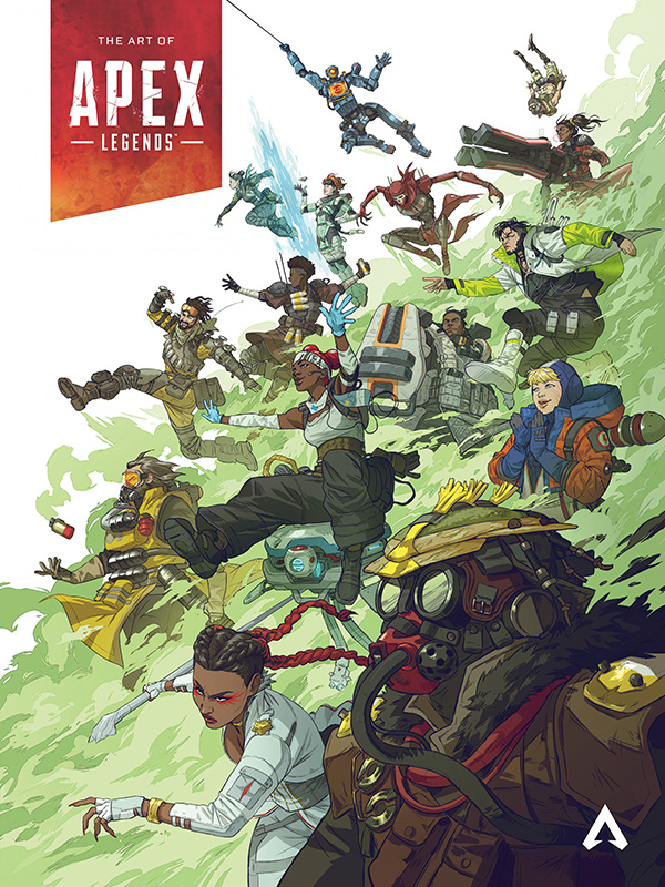Discover What Legends Are Made Of with The Art of Apex Legends