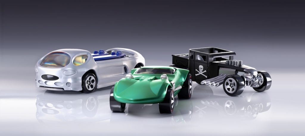Mattel Creations Announces Latest Product Drop Featuring Reimagined Collectible Toy-Inspired Art with Launch of First-Ever Hot Wheels NFT Series
