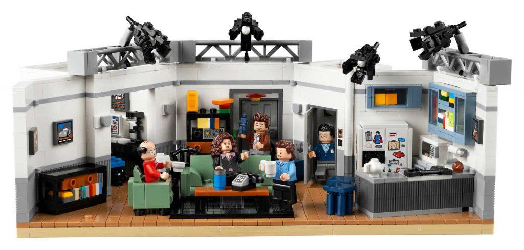 That Is One Magic LEGO Ideas Seinfeld Set