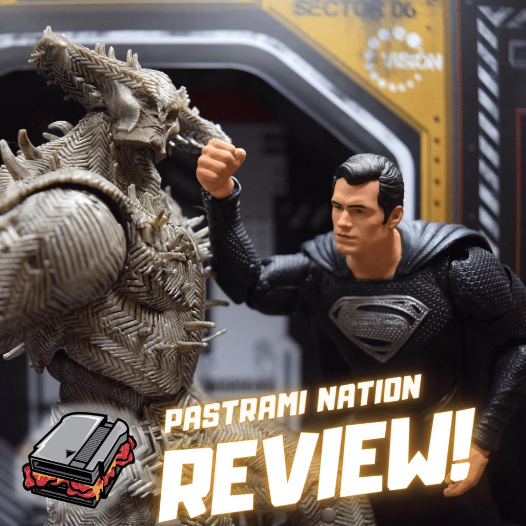 Action Figure Review: McFarlane Toys Justice League Superman