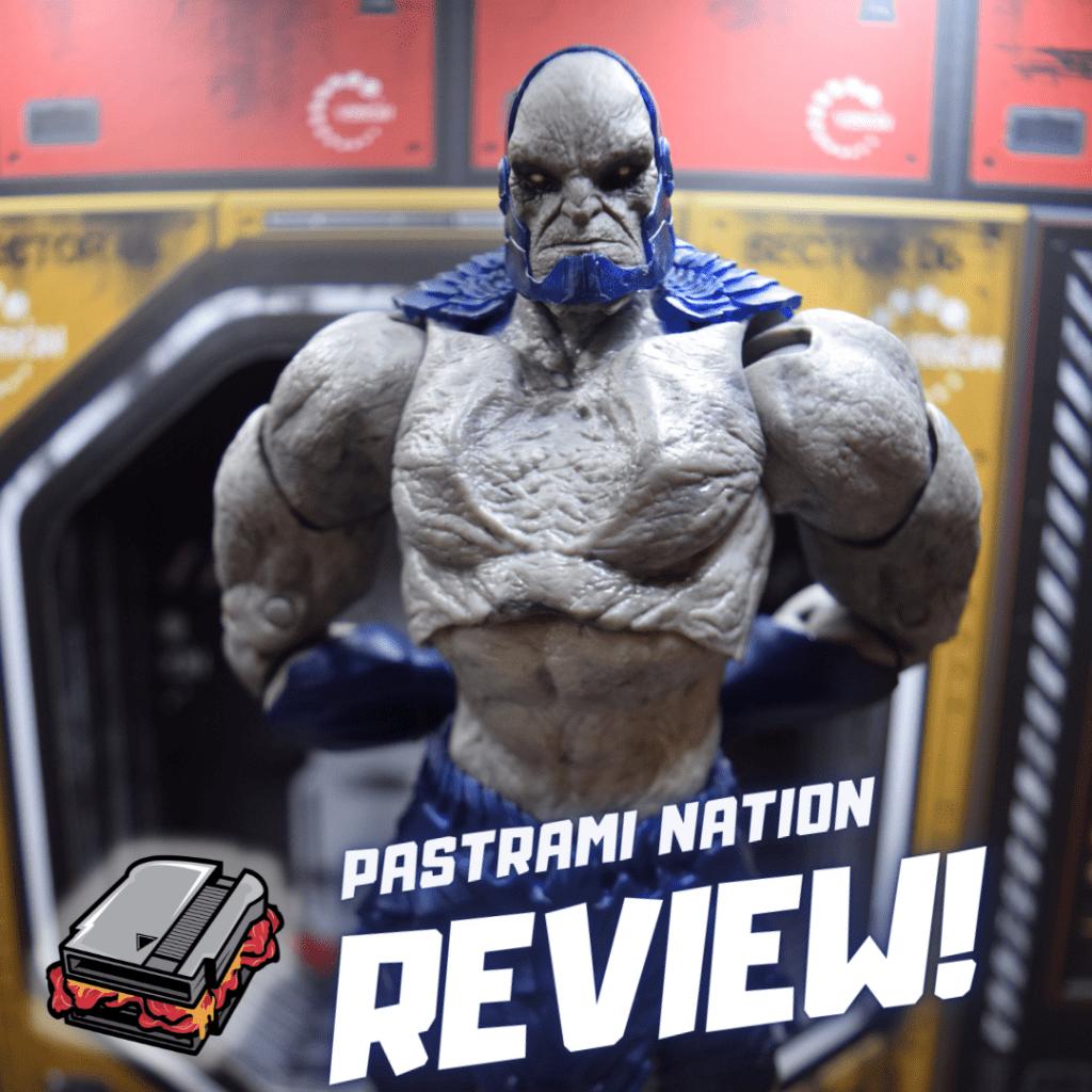 Action Figure Review: McFarlane Toys Justice League- Darkseid
