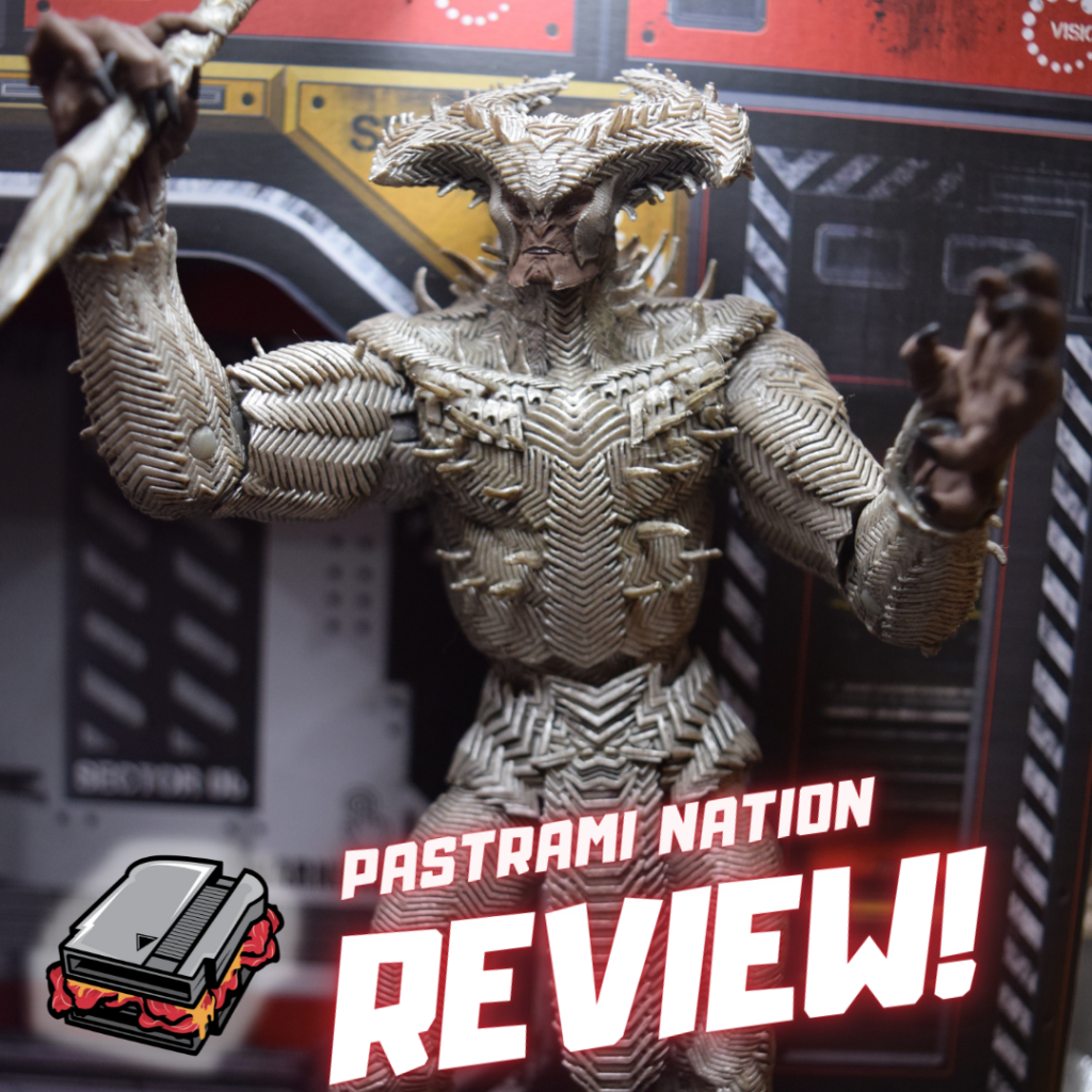 Action Figure Review: McFarlane Toys Justice League Steppenwolf