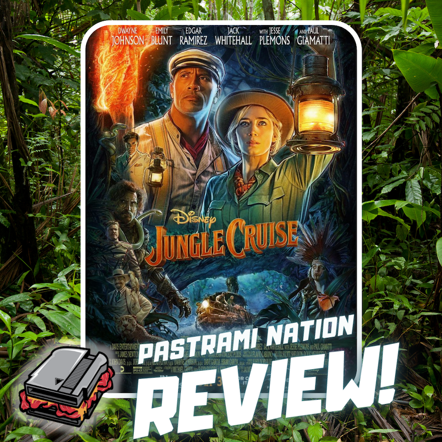A Movie Review: Jungle Cruise