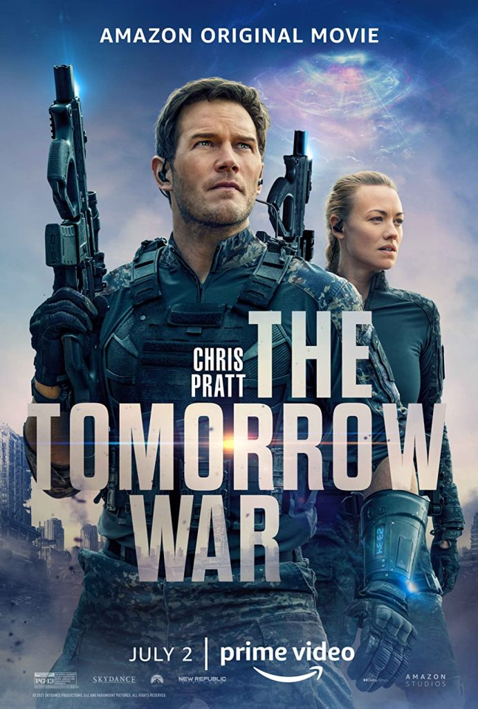 5 Burning Questions After Watching The Tomorrow War