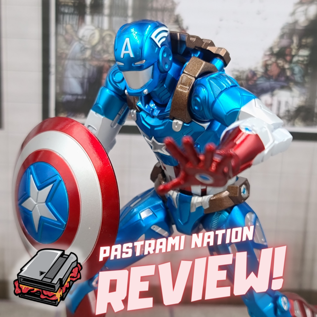 Action Figure Review: Fighting Armor Captain America