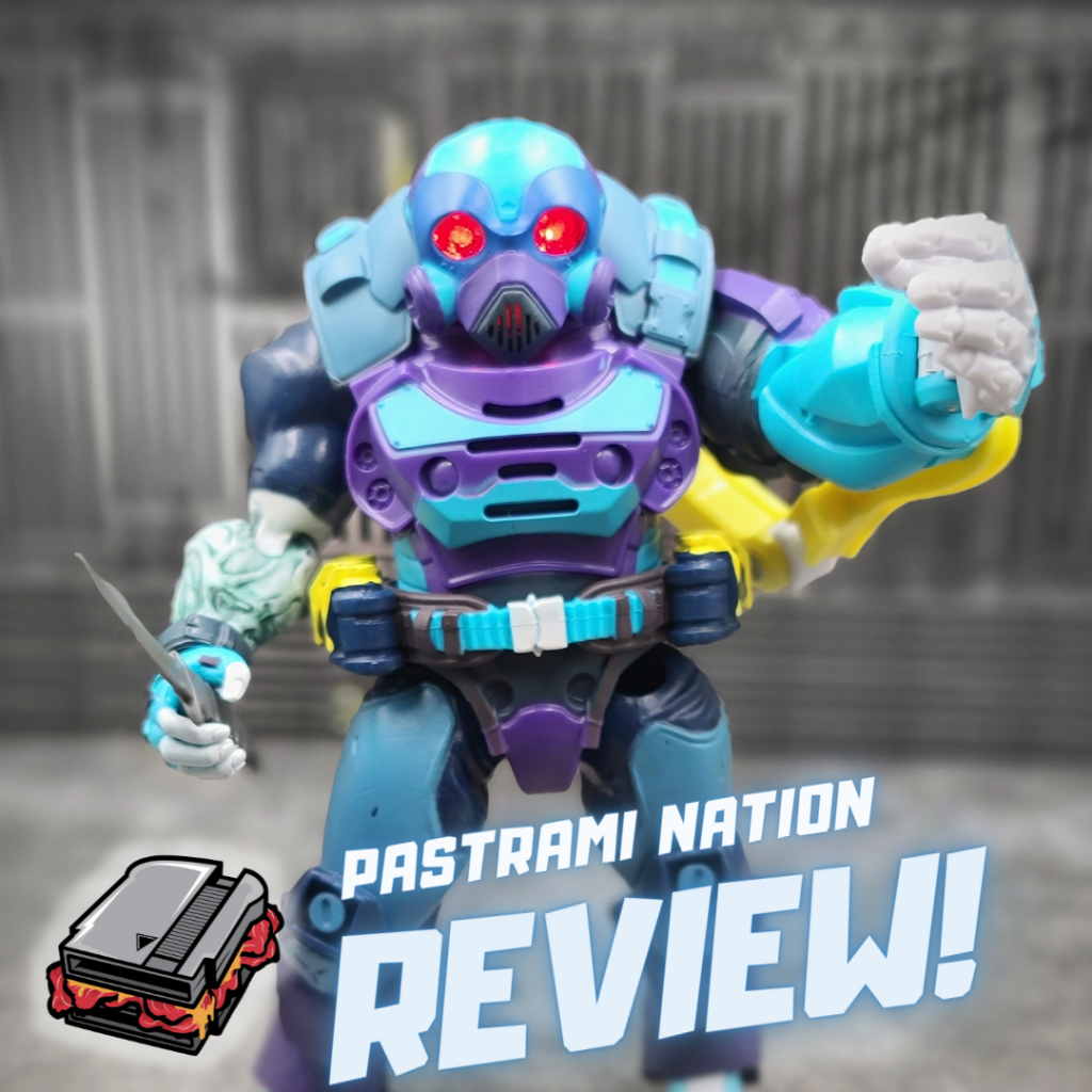 Action Figure Review: Alter Nation's Sabotage