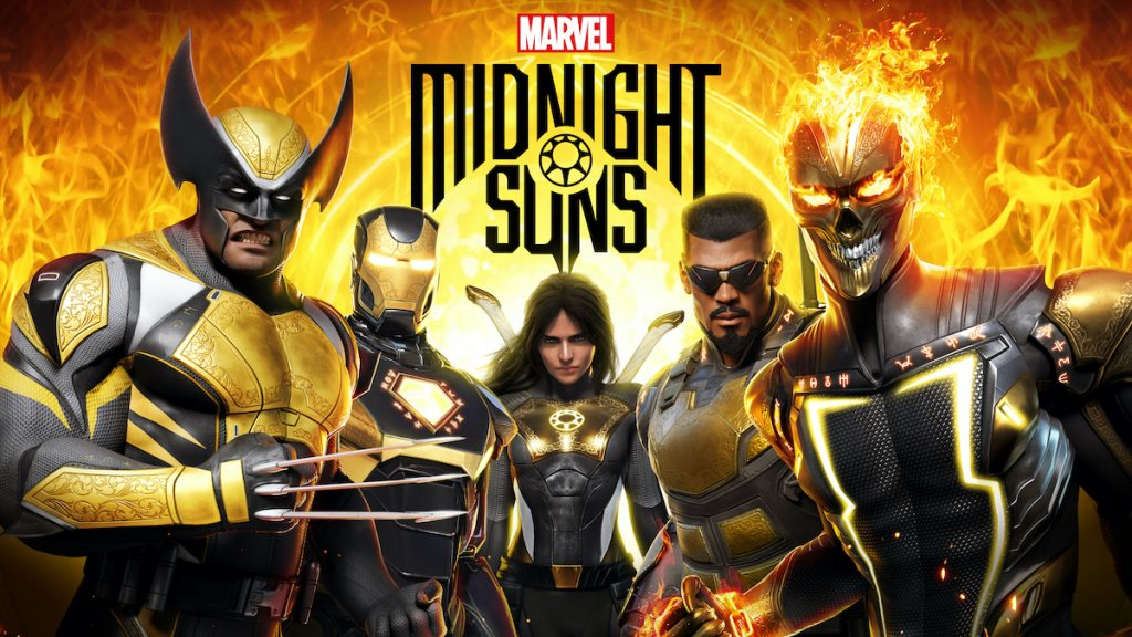 Darkness Falls. Rise Up! Marvel's Midnight Suns Launches Worldwide in March 2022 from Firaxis Games
