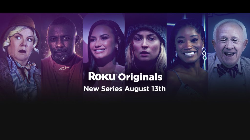 23 Roku Originals to Premiere on The Roku Channel on August 13