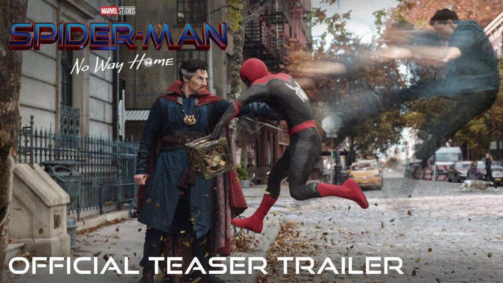 Spider-Man: No Way Home Trailer is HERE!