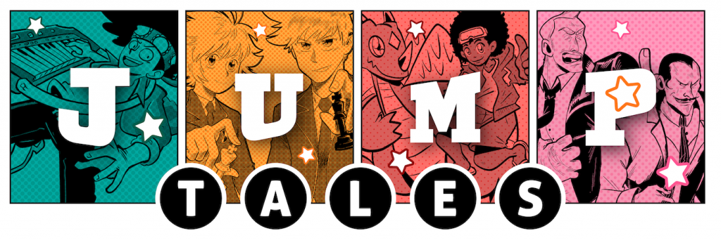 JUMP TALES Reveals Full Lineup for New Western Manga Magazine