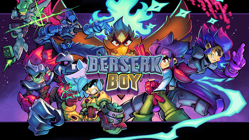 Berserk Boy demo released for Gamescom, available to download now from Steam