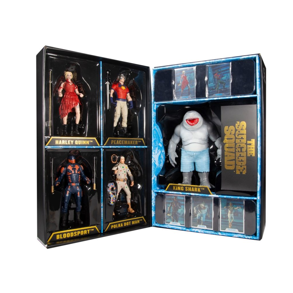 NEW DC Multiverse McFarlane Toys Store Exclusive-The Suicide Squad