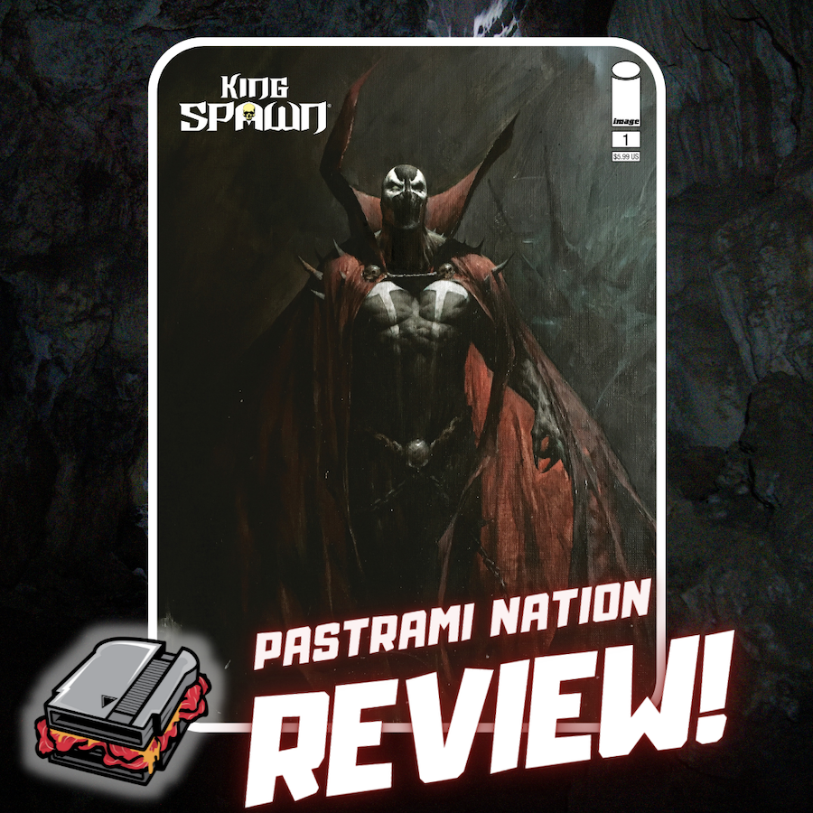 Comic Book Review: King Spawn #1