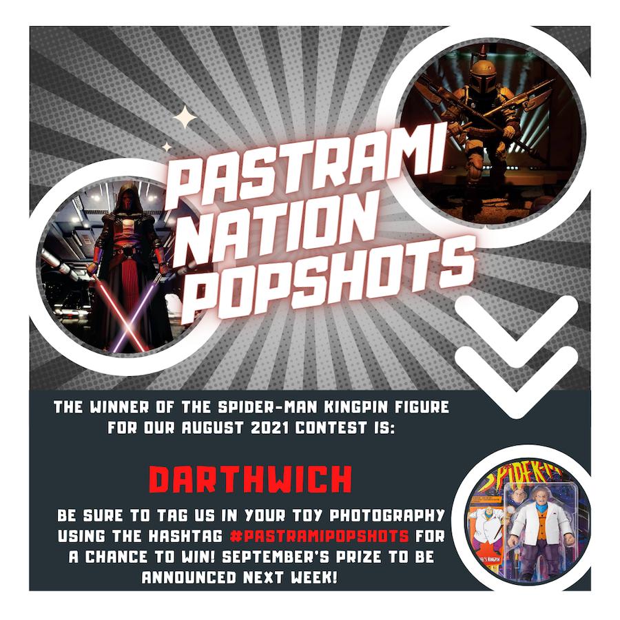 Pastrami Nation Popshots Winner Spotlight-August 2021